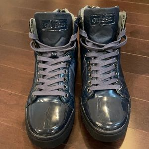 Men's Guess Ankle Sneakers